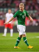 11 September 2018; Daryl Horgan of Republic of Ireland during the International Friendly match between Poland and Republic of Ireland at the Municipal Stadium in Wroclaw, Poland. Photo by Stephen McCarthy/Sportsfile