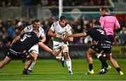 7 September 2018; Jordi Murphy of Ulster during the Guinness PRO14 Round 2 match between Ulster and Edinburgh Rugby at the Kingspan Stadium in Belfast. Photo by Oliver McVeigh/Sportsfile