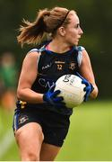 19 August 2018; Niamh Lonergan of Tipperary during the 2018 TG4 All-Ireland Ladies Senior Football Championship relegation play-off match between Cavan and Galway at Dolan Park in Cavan. Photo by Oliver McVeigh/Sportsfile