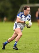 19 August 2018; Sinead Greene of Cavan during the 2018 TG4 All-Ireland Ladies Senior Football Championship relegation play-off match between Cavan and Galway at Dolan Park in Cavan. Photo by Oliver McVeigh/Sportsfile