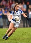 19 August 2018; Aishling Sheridan of Cavan during the 2018 TG4 All-Ireland Ladies Senior Football Championship relegation play-off match between Cavan and Galway at Dolan Park in Cavan. Photo by Oliver McVeigh/Sportsfile