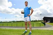 13 September 2018; Sure, Official Statistics Partner of the GAA, with the help of ambassadors, Wexford hurler Lee Chin and Dublin Footballer Ciaran Kilkenny, has today announced the most comprehensive ever season of GAA statistics with new technology, more stats and greater analysis than ever before. The partnership, which enters its third year, promises to empower GAA fans with a deeper understanding of the components of success by breaking down individual and team statistics through conversation, head to head analysis and easy to digest infographics that explore and expose the numbers behind the performances that set the Championship alight. Pictured at the announcement is Sure ambassador and Dublin footballer Ciaran Kilkenny at the GAA National Games Development Centre in Abbotstown, Dublin. Photo by Sam Barnes/Sportsfile