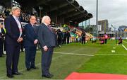 11 September 2018; President of Ireland Michael D Higgins in attendance at the UEFA European U21 Championship Qualifier Group 5 match between Republic of Ireland and Germany at Tallaght Stadium in Tallaght, Dublin. Photo by Brendan Moran/Sportsfile