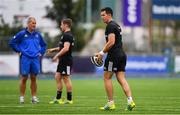 10 September 2018; Noel Reid during Leinster Rugby squad training at Energia Park in Donnybrook, Dublin. Photo by Ramsey Cardy/Sportsfile