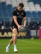 14 September 2018; Garry Ringrose during the Leinster captains run at the RDS Arena in Dublin. Photo by Eóin Noonan/Sportsfile
