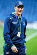 14 September 2018; Connacht head coach Andy Friend prior to the Guinness PRO14 Round 3 match between Edinburgh Rugby and Connacht at BT Murrayfield Stadium, in Edinburgh, Scotland. Photo by Kenny Smith/Sportsfile