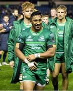 14 September 2018; Bundee Aki of Connacht following the Guinness PRO14 Round 3 match between Edinburgh Rugby and Connacht at BT Murrayfield Stadium, in Edinburgh, Scotland. Photo by Kenny Smith/Sportsfile