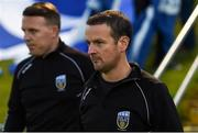 14 September 2018;  UCD manager Collie O'Neill prior to the SSE Airtricity League First Division match between UCD and Finn Harps at the UCD Bowl in Dublin. Photo by Harry Murphy/Sportsfile