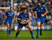 15 September 2018; Andrew Porter of Leinster in action during the Guinness PRO14 Round 3 match between Leinster and Dragons at the RDS Arena in Dublin. Photo by Harry Murphy/Sportsfile