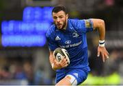 15 September 2018; Robbie Henshaw of Leinster in action during the Guinness PRO14 Round 3 match between Leinster and Dragons at the RDS Arena in Dublin. Photo by Harry Murphy/Sportsfile
