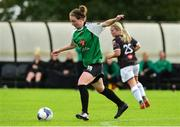 15 September 2018; Karen Duggan of Peamount United during the Continental Tyres Women's National League Cup Final between Wexford Youths at Peamount United at Ferrcarrig Park in Wexford. Photo by Matt Browne/Sportsfile
