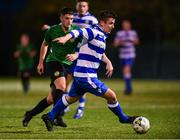 14 September 2018; Eoin Murray of Home Farm during the Leinster Senior League match between Greystones United and Home Farm at Woodlands in Greystones, Co Wicklow.  Photo by Matt Browne/Sportsfile