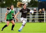 15 September 2018; Kylie Murphy of Wexford Youths during the Continental Tyres Women's National League Cup Final between Wexford Youths at Peamount United at Ferrcarrig Park in Wexford. Photo by Matt Browne/Sportsfile