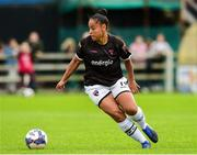 15 September 2018; Rianna Jarrett of Wexford Youths during the Continental Tyres Women's National League Cup Final between Wexford Youths at Peamount United at Ferrcarrig Park in Wexford. Photo by Matt Browne/Sportsfile