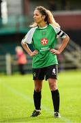 15 September 2018; Louise Corrigan of Peamount United during the Continental Tyres Women's National League Cup Final between Wexford Youths at Peamount United at Ferrcarrig Park in Wexford. Photo by Matt Browne/Sportsfile