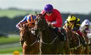 16 September 2018; Skitter Scatter, with Ronan Whelan up, centre, on their way to winning The Moyglare Stud Stakes at the Curragh Races on St Ledger Day at the Curragh Racecourse in Curragh, Kildare. Photo by Matt Browne/Sportsfile
