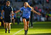 16 September 2018; Amy Connolly of Dublin following the TG4 All-Ireland Ladies Football Senior Championship Final match between Cork and Dublin at Croke Park, Dublin. Photo by Eóin Noonan/Sportsfile