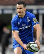 15 September 2018; Jonathan Sexton of Leinster during the Guinness PRO14 Round 3 match between Leinster and Dragons at the RDS Arena in Dublin. Photo by Brendan Moran/Sportsfile
