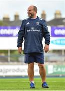 17 September 2018; Kicking coach and head analyst Emmet Farrell during Leinster Rugby squad training at Energia Park in Donnybrook, Dublin. Photo by Ramsey Cardy/Sportsfile