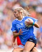 16 September 2018; Nicole Owens of Dublin during the TG4 All-Ireland Ladies Football Senior Championship Final match between Cork and Dublin at Croke Park, Dublin. Photo by Sam Barnes/Sportsfile