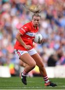 16 September 2018; Saoirse Noonan of Cork during the TG4 All-Ireland Ladies Football Senior Championship Final match between Cork and Dublin at Croke Park, Dublin. Photo by Sam Barnes/Sportsfile