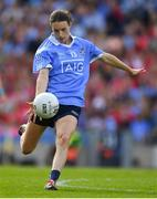 16 September 2018; Sinead Aherne of Dublin during the TG4 All-Ireland Ladies Football Senior Championship Final match between Cork and Dublin at Croke Park, Dublin. Photo by Brendan Moran/Sportsfile
