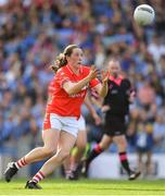 16 September 2018; Áine O'Sullivan of Cork  during the TG4 All-Ireland Ladies Football Senior Championship Final match between Cork and Dublin at Croke Park, Dublin. Photo by Brendan Moran/Sportsfile