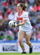 16 September 2018; Martina O'Brien of Cork during the TG4 All-Ireland Ladies Football Senior Championship Final match between Cork and Dublin at Croke Park, Dublin. Photo by Brendan Moran/Sportsfile