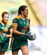 16 September 2018; Niamh Gallogly of Meath during the TG4 All-Ireland Ladies Football Intermediate Championship Final match between Meath and Tyrone at Croke Park, Dublin. Photo by David Fitzgerald/Sportsfile