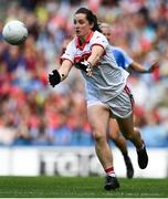 16 September 2018; Martina O'Brien of Cork during the TG4 All-Ireland Ladies Football Senior Championship Final match between Cork and Dublin at Croke Park, Dublin. Photo by David Fitzgerald/Sportsfile