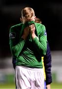 21 September 2018; Kevin Lynch of Bray Wanderers after the SSE Airtricity League Premier Division match between Bray Wanderers and Limerick at the Carlisle Grounds in Bray, Wicklow. Photo by Matt Browne/Sportsfile