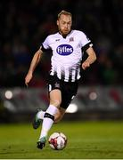 21 September 2018; Chris Shields of Dundalk during the SSE Airtricity League Premier Division match between Cork City and Dundalk at Turners Cross in Cork. Photo by Stephen McCarthy/Sportsfile