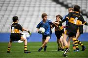22 September 2018; Fionnan McCann of Western Gaels, Co. Sligo in action against Bornacoola, Co Leitrim during the Littlewoods Ireland Connacht Provincial Days Go Games in Croke Park. This year over 6,000 boys and girls aged between six and eleven represented their clubs in a series of mini blitzes and – just like their heroes – got to play in Croke Park. For exclusive content and behind the scenes action follow Littlewoods Ireland on Facebook, Instagram, Twitter and https://blog.littlewoodsireland.ie/ Photo by Eóin Noonan/Sportsfile