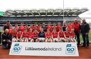 22 September 2018; Bohola Moy Davitts, Co. Mayo during the Littlewoods Ireland Connacht Provincial Days Go Games in Croke Park. This year over 6,000 boys and girls aged between six and eleven represented their clubs in a series of mini blitzes and – just like their heroes – got to play in Croke Park. For exclusive content and behind the scenes action follow Littlewoods Ireland on Facebook, Instagram, Twitter and https://blog.littlewoodsireland.ie/ Photo by Eóin Noonan/Sportsfile