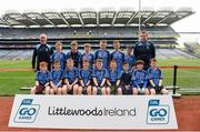 22 September 2018; Western Gaels, Co. Sligo during the Littlewoods Ireland Connacht Provincial Days Go Games in Croke Park. This year over 6,000 boys and girls aged between six and eleven represented their clubs in a series of mini blitzes and – just like their heroes – got to play in Croke Park. For exclusive content and behind the scenes action follow Littlewoods Ireland on Facebook, Instagram, Twitter and https://blog.littlewoodsireland.ie/ Photo by Eóin Noonan/Sportsfile