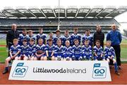 22 September 2018; Coolaney/Mullinabreena, Co. Sligo during the Littlewoods Ireland Connacht Provincial Days Go Games in Croke Park. This year over 6,000 boys and girls aged between six and eleven represented their clubs in a series of mini blitzes and – just like their heroes – got to play in Croke Park. For exclusive content and behind the scenes action follow Littlewoods Ireland on Facebook, Instagram, Twitter and https://blog.littlewoodsireland.ie/ Photo by Eóin Noonan/Sportsfile
