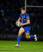 22 September 2018; Garry Ringrose of Leinster during the Guinness PRO14 Round 4 match between Leinster and Edinburgh at the RDS Arena in Dublin. Photo by David Fitzgerald/Sportsfile