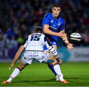 22 September 2018; Garry Ringrose of Leinster during the Guinness PRO14 Round 4 match between Leinster and Edinburgh at the RDS Arena in Dublin. Photo by Ramsey Cardy/Sportsfile