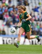 16 September 2018; Orlagh Lally of Meath during the TG4 All-Ireland Ladies Football Intermediate Championship Final match between Meath and Tyrone at Croke Park, Dublin. Photo by Piaras Ó Mídheach/Sportsfile