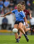 25 August 2018; Amy Connolly of Dublin during the TG4 All-Ireland Ladies Football Senior Championship Semi-Final match between Dublin and Galway at Dr Hyde Park in Roscommon. Photo by Piaras Ó Mídheach/Sportsfile