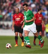 25 September 2018; Stephen Kelly of Republic of Ireland & Celtic Legends during the Liam Miller Memorial match between Manchester United Legends and Republic of Ireland & Celtic Legends at Páirc Uí Chaoimh in Cork. Photo by David Fitzgerald/Sportsfile