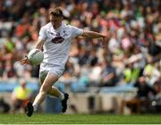 5 August 2018; Jimmy Hyland of Kildare during the EirGrid GAA Football All-Ireland U20 Championship final match between Mayo and Kildare at Croke Park in Dublin. Photo by Piaras Ó Mídheach/Sportsfile