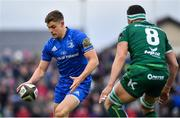 29 September 2018; Garry Ringrose of Leinster in action against Robin Copeland of Connacht during the Guinness PRO14 Round 5 match between Connacht and Leinster at The Sportsground in Galway. Photo by Brendan Moran/Sportsfile