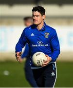 30 September 2018; Diarmuid Connolly of St Vincent's warms up prior to the Dublin County Senior Club Football Championship Quarter-Final match between St Vincent's and Castleknock at Parnell Park in Dublin. Photo by Harry Murphy/Sportsfile