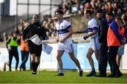 30 September 2018; Diarmuid Connolly of St Vincent's comes on as a substitute during the Dublin County Senior Club Football Championship Quarter-Final match between St Vincent's and Castleknock at Parnell Park in Dublin. Photo by Harry Murphy/Sportsfile