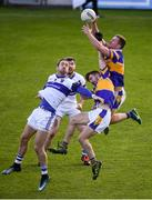30 September 2018; Ciarán Kilkenny and Shane Boland of Castleknock in action against Nathan Mullins and Michael Concarr of St. Vincent's during the Dublin County Senior Club Football Championship Quarter-Final match between St Vincent's and Castleknock at Parnell Park in Dublin. Photo by Harry Murphy/Sportsfile