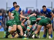 29 September 2018; Kieran Marmion of Connacht during the Guinness PRO14 Round 5 match between Connacht and Leinster at The Sportsground in Galway. Photo by Brendan Moran/Sportsfile