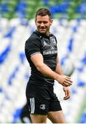 5 October 2018; Fergus McFadden during the Leinster Rugby captains run at the Aviva Stadium in Dublin. Photo by Ramsey Cardy/Sportsfile