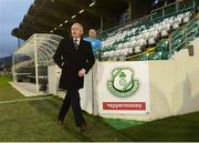 5 October 2018; Cork City manager John Caulfield prior to the SSE Airtricity League Premier Division match between Shamrock Rovers and Cork City Tallaght Stadium, Dublin. Photo by Matt Browne/Sportsfile