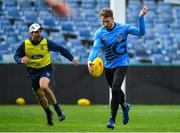 15 June 2018; Zach Tuohy of the Geelong Cats AFL team during squad training in the GMHBA Stadium in Geelong, Australia. Photo by Brendan Moran/Sportsfile
